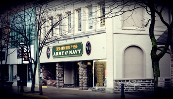 Welcome to Bob's Army & Navy Store Clearfield, PA