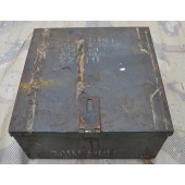 Metal Storage Box - 12X12X6