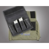 Hogue Gear Medium Pistol Bag w/ Front Pocket