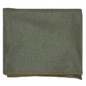 Wool Camp Blanket OD Green