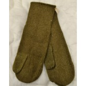 Cold Weather (trigger finger) Mittens Insert - Wool