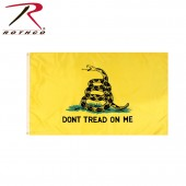 "Gadsden flag - ""DONT TREAD ON ME"""