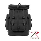 Canvas European Rucksack