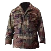 M65 Field Jackets - Used - Woodland Camo