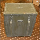 Mil Surplus Teletype Case
